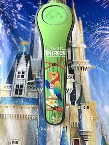 NEW Disney Parks ENCHANTED TIKI ROOM JOSE GREEN Magic Band Magicband 2