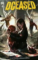 DCeased #4 Exclusive Inhyuk Lee Trade Dress Flash Batman Zombie Variant NM