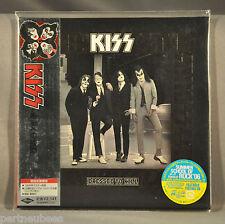 KISS Dressed To Kill JAPAN '06 Original Mini LP CD UICY-93092 OOP OBI Authentic!