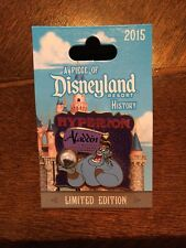 Disneyland Piece Of History Aladdin Musical - Hyperion Theater Disney pin