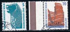 Briefmarken aus Berlin (1980-1990) aus der Bundesrepublik Postfrische