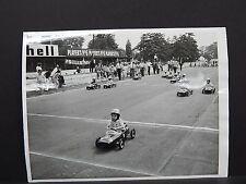 Vintage Photo, Miniature Cars, Children #35