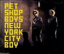 PET SHOP BOYS New York City Boy CD 2 TRACK