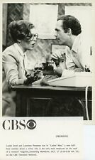 LOUISE SOREL LAWRENCE PRESSMAN LADIES MAN ORIGINAL 1980 CBS TV PHOTO