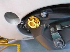 Llenado de aceite Cap Cnc Oro Honda CB1000R Cb125 Cb250 Cb600 Cb900 Hornet Cb750 r2b6