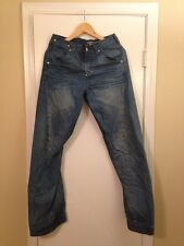 RARE Levi's Engineered Jeans 10th Anniversary Twisted Levi Denim (28 x 34)