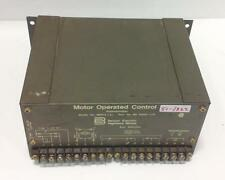 BASLER ELECTRIC MOTOR OPERATED CONTROL 90 72300 305