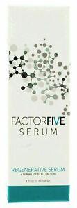 FactorFive Serum Regenerative Serum + Human Stem Cell Factors 1oz/30ml