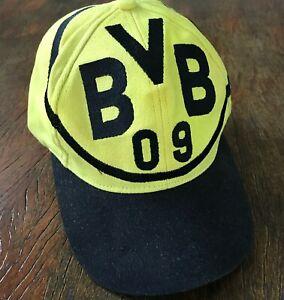 Borussia Dortmund Nike BVB cap Vintage. Rare!