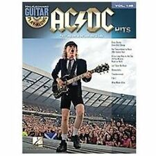 AC/DC HITS VOLUME 149 FOR GUITAR - GUITAR PLAY-ALONG BOOK/ONLINE AUDIO 14041593