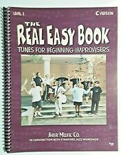 """The Real Easy Book"" Tunes For Beginning Improvisers, C Version"