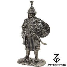 Tin Toy SOLDIER 54mm MEDIEVAL Tatar WARRIOR Mongol GOLDEN Horde Metal Tin Figure