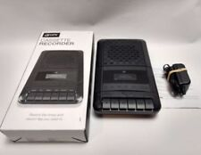 GPX Cassette Tape Recorder and Player - PRC257B
