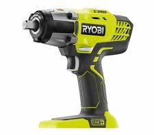 New Ryobi P261 18V ONE+ 18-Volt 1/2 in. Cordless 3-Speed Impact Wrench Driver