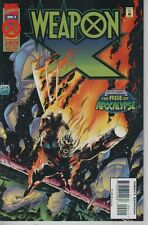 Weapon X The Age Of Apocalypse #2 comic book Wolverine Jean Grey X-Men