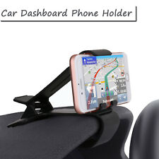 Nonslip Car Dashboard Clip Mount Holder Stand Bracket Cradle For Cell Phone GPS