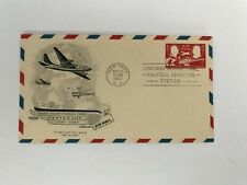 S3 Airmail First Day Cover May 21 1947 NYC Centenary Philatelic Fair Artmaster