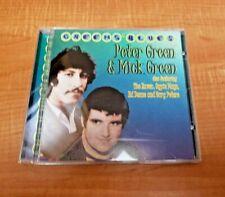 Peter Green Mick Green Fleetwood Mac Greens Blues CD