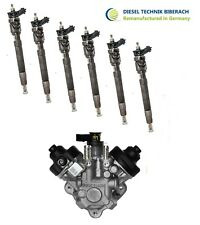 Injektor 6x 0445110430 Hochdruckpumpe 0445010637 Jeep Grand Cherokee 3.0 V6 CRD