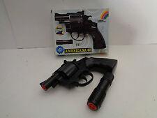 Spielzeug -Revolver AMERICANA 45   12 Schuss von Edison Giocattoli 90er Jahre