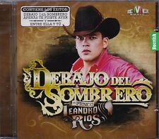 Leandros Rios Debajo Del Sombrero CD New Nuevo Original Sealed