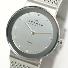 358SSSD NEW Ladies Skagen Freja Refined watch