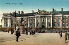 Dublin,Ireland,Trinity College,c.1909