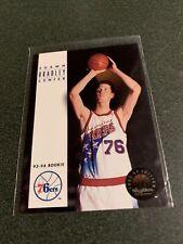 1993/94 Skybox Premium Shawn Bradley Rookie #188
