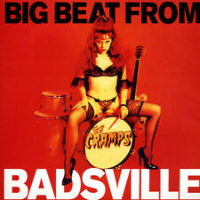 THE CRAMPS Big Beat From Badsville (2001) 180g white vinyl LP album NEW/SEALED