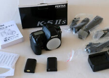 Pentax K5iis DLSR Camera - Very low shutter count