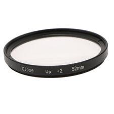 Close Up Filter 52mm +2 für Nikon 18 55 50mm / 1.4D 35mm / 1.8G Objektiv