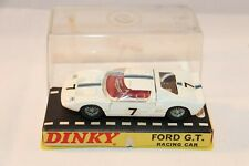 Dinky Toys 215 Ford G.T. racing car near mint in box