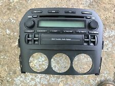 Mazda MX5 Mk3 NC radio head unit