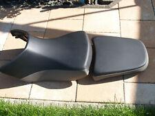 Original BMW R1200 GS/Adv. Sitzbank vorne hinten 2teilig schwarz/hellgrau K 25