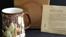 Royal Doulton The Christmas Carol 1974 Charles Dickens Tankard Collection Marley