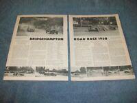 1950 Bridgehampton Vintage Road Race Event Highlights Article