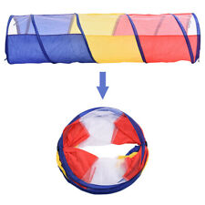 Portable Kids Outdoor / Indoor Game Play Children Toy Tunnel Tent Pop up Tent US
