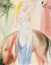 Salvador Dali Circe Canvas Print 16 x 20   #3412
