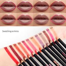 12 Colours Pro Waterproof Professional Lipliner Makeup Lip Liner Pen Pencil