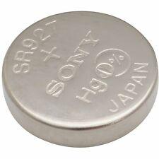 Sony #399/395 SR927W/SW 1.55V Silver Oxide Watch Battery