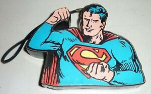 vintage national periodical publication superman transistor radio 1973 working