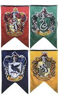 Harry Potter House Wall Flag Banners: Slytherin, Hufflepuff Gryffindor RavenClaw