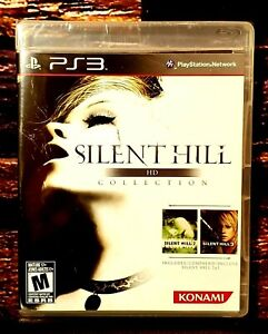 Silent Hill HD Collection - PS3 - Sony Playstation 3 - Brand NEW - Sealed