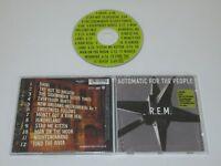 R.E.M. Automatic For The People (Warner Bros. 9362-45055-2) CD Album De