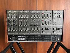 Roland Studio System-100m D-set 112 121 130 140 150 191-J w/ cables