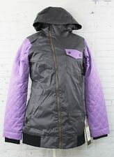 New 2016 Burton Womens TWC Maverick Snowboard Jacket Medium Holbrook Whirl