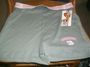 Women's Winner's Circle® Dale Earnhardt  shorts Ladies  M NWT