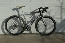 Look 586 full carbon 54cm Dura Ace 7800 2x10 carbon bars HED 3 carbon clinchers