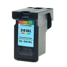1PK 241XL Color Ink for Canon PIXMA MG2120 MG2220 MG3120 MG3122 MG3220 MG3222
