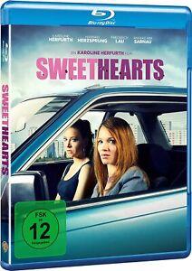 Sweethearts [Blu-ray/NEU/OVP] Gangsterkomödie mit Karoline Herfurth, Hannah Herz